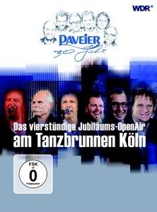 30 Jahre Paveier-OpenAir Tanzbrunnen Köln