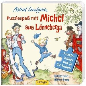 Puzzlespaß mit Michel aus Lönneberga
