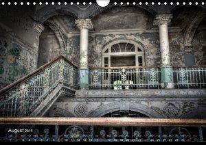 Lost Places HDR Beelitz II (Wall Calendar 2015 DIN A4 Landscape)