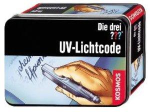 Die drei ??? UV-Lichtcode (drei Fragezeichen)