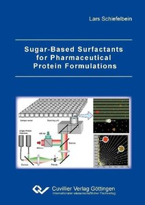 Sugar-Based Surfactants for Pharmaceutical Protein Formulations