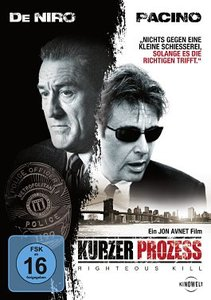Righteous Kill - Kurzer Prozess