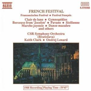 Französisches Festival