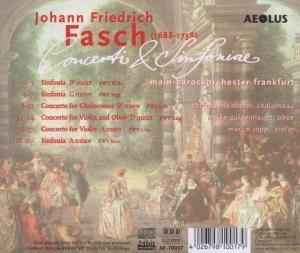 Concerti & Sinfoniae