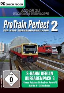 Pro Train Perfect 2 - S-Bahn Berlin - Aufgabenpack 3 S-Bahn