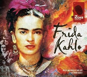 Frida Kahlo-The Icons Series