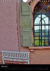 shutters and windows (Wall Calendar 2015 DIN A4 Portrait)