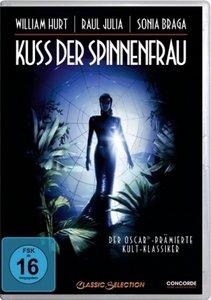 Kuss der Spinnenfrau (DVD)