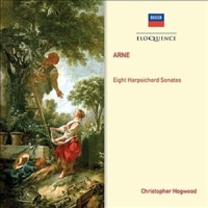 Arne: Eight Harpsichord Sonatas