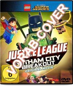 Lego DC Super Heroes Justice League: Gefängnisausbruch in Gotham