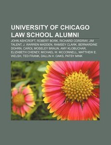 University of Chicago Law School alumni
