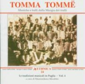 Tomma Tomme/Murgia
