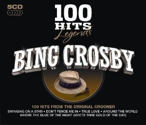 100 Hits Legends-Bing Crosby