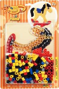 Hama 8921 - Maxi-Bügelperlen Schaukelpferd