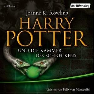 Harry Potter 2 und die Kammer des Schreckens. Ausgabe für Erwach