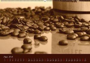 Kaffee Genuss Jahreskalender (Wandkalender 2014 DIN A4 quer)