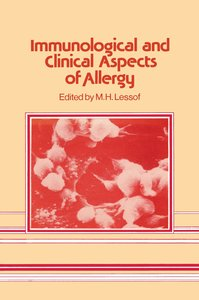 Immunological and Clinical Aspects of Allergy