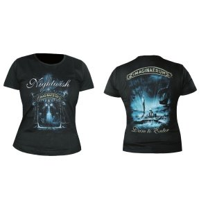 Imaginaerum T-Shirt M Girlie