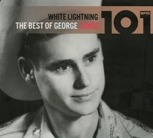 White Lightning-101-The Best Of George Jones
