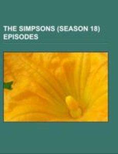 The Simpsons (season 18) episodes