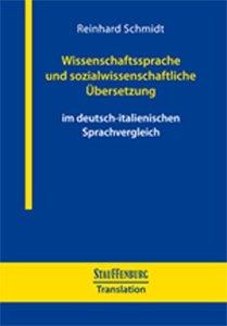 Wissenschaftssprache und sozialwissenschaftliche Übersetzung