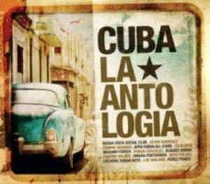 Cuba-La Antologia