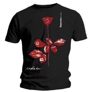 Violator (T-Shirt,Schwarz,Größe L)