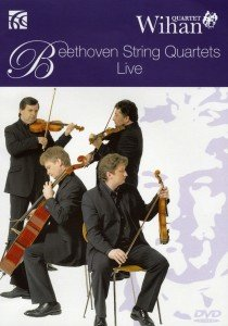 Beethoven String Quartets Live