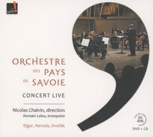 30 ans Orchestre des Pays de Savoie