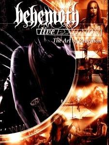 Live Eschaton-The Art Of Rebellion (Ltd.Edition)