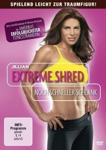 Jillian Michaels EXTREME SHRED - Noch schneller Schlank