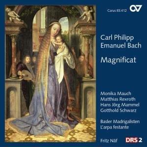 Magnificat/Die Himmel Erzählen Die Ehre