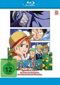 One Piece TV Special 2 - Episode of Nami - Blu-ray