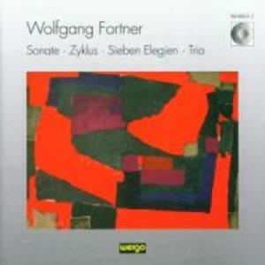 Sonate/Zyklus/Sieben Elegien/Trio