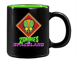 Call of Duty - Infinite Warfare - Tasse Zombies in Spaceland, Sc