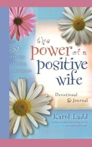 Power of a Positive Wife Devotional & Journal
