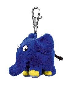 Schmidt Spiele 42226 - Die Maus, Schlüsselanhänger, Elefant, 6 c