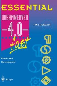 Essential Dreamweaver® 4.0 fast