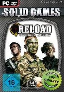 Solid Games: Reload/CD-ROM