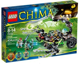 LEGO® Chima 70132 - Scorms Skorpionstachel