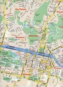 Bloemfontein Pocket Map 1 : 15 000