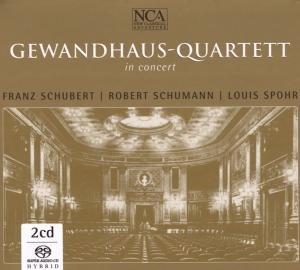 Gewandhaus-Quartett In Concert