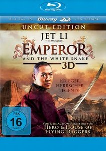 Emperor and the White Snake 3D