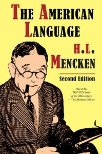 The American Language, Second Edition