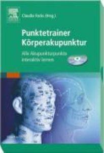 Punkte-Trainer Körperakupunktur. CD-ROM. Vista, Javascript, XP,