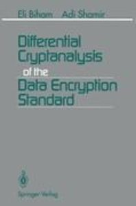 Differential Cryptanalysis of the Data Encryption Standard