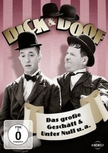 Dick & Doof - Das große Geschäft / Unter Null u. a.