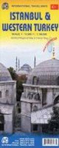 Istanbul City Map 1 : 11 000 / Western Turkey 1 : 1 100 000