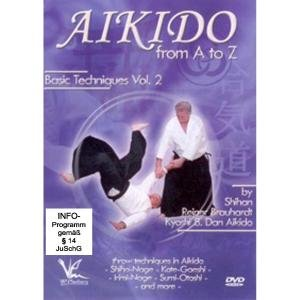 Aikido from A toZ Basic Techniques Vol.2