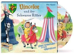 Vincelot und der Schwarze Ritter (CD)